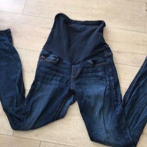 Joes skinny maternity jeans
